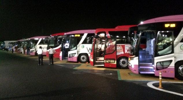 *輪行できる高速バス「ブルーライナー」に乗ってみた。
