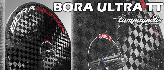 カンパニョーロ BORA ULTRA TT チューブラー カンパニョーロ用