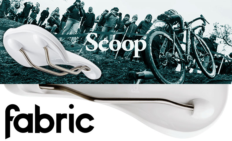 fabric saddle scoop