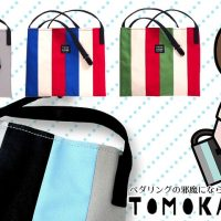 TOMOKABAN sacoche for(サコッシュ・フォー)