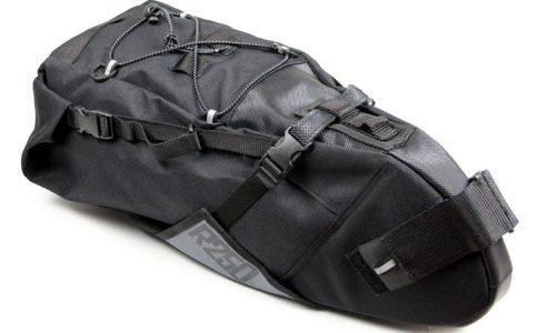 r250 サドルバッグ バイクパッキング