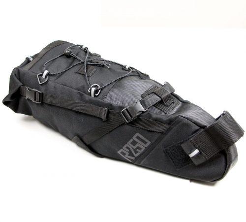 R250 バイクパッキング サドルバッグ