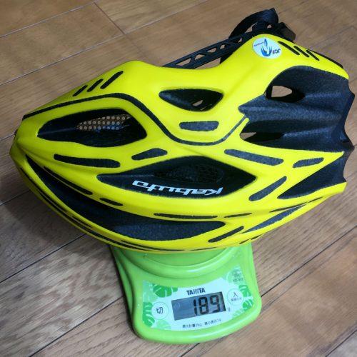 ogkkabuto flair ヘルメットのかぶり方