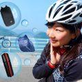 *平野由香里の、「夏の自転車旅のお供にどうかにゃん〜♫」