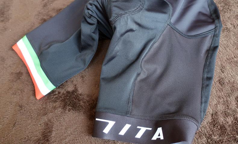 セブンイタリア Trailer X Bibshorts ブラック (7AS-SIT-SC-BKON) サイドポケット付き