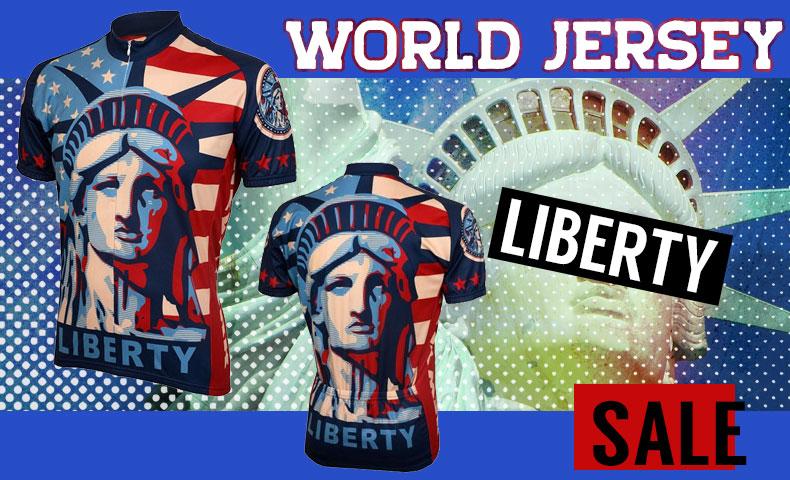ワールドジャージ Liberty Jersey