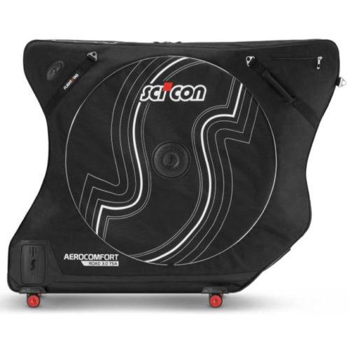 シーコン エアロコンフォートプラス3.0 ブラック 輸行バッグ