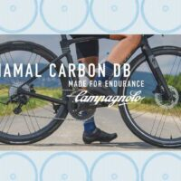 CAMPAGNOLO SHAMAL CARBON DB 2WAY