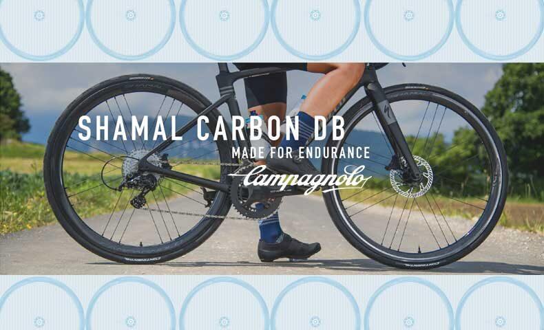 CAMPAGNOLO SHAMAL CARBON DB 2WAY