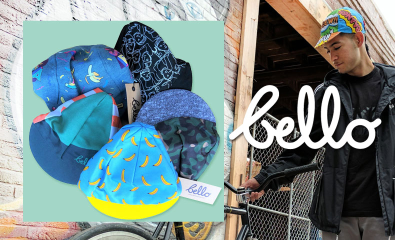 BELLO CYCLIST(ベローサイクリスト)サイクルキャップ