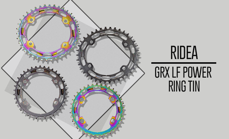 RIDEA GRX LF Ring TiN