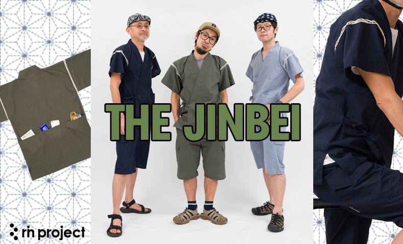 リンプロジェクト 【2185】THE JINBEI